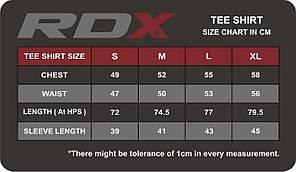 Футболка RDX Mens Red Training S, фото 3