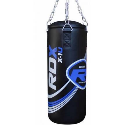 Детский боксерский мешок RDX Black 10-12кг, фото 2