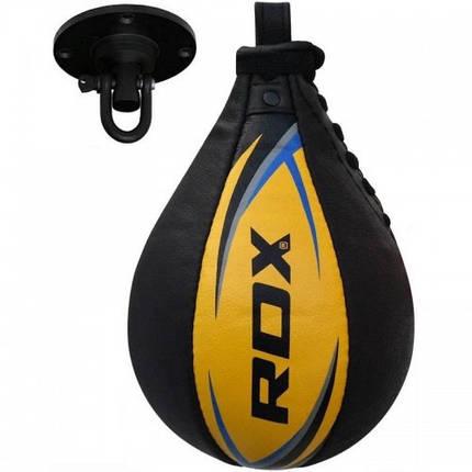 Пневмогруша боксерская RDX Simple Gold, фото 2