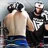 Боксерский шлем с защитой подбородка RDX WB L, фото 3