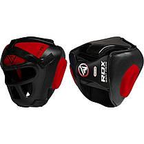 Боксерский шлем тренировочный RDX Guard L, фото 3