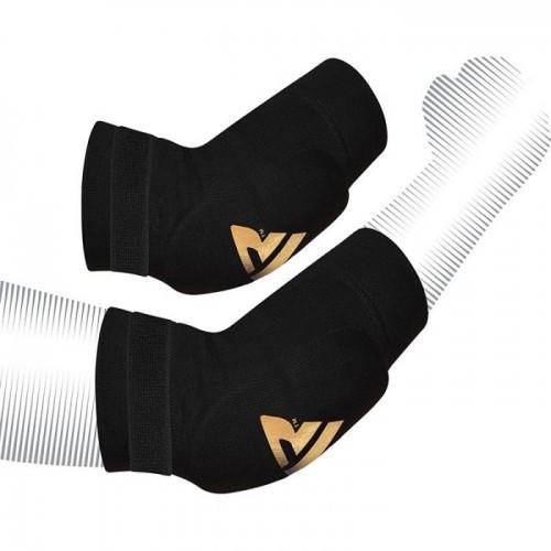 Налокотники для волейбола RDX Soft Black (2 шт.) L