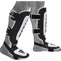 Накладки на ноги, защита голени RDX Leather M, фото 3