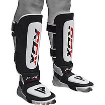 Накладки на ноги, защита голени RDX Leather L, фото 2