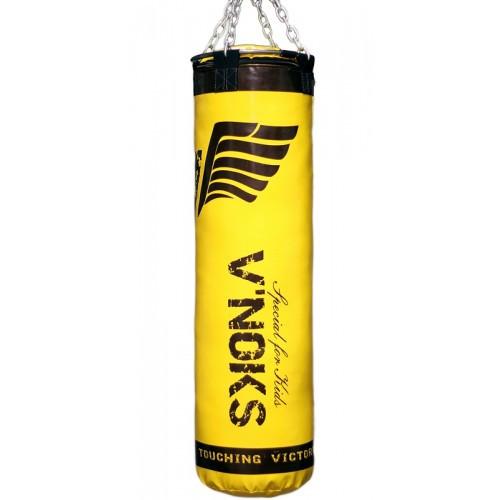 Детский боксерский мешок V`Noks Gel Yellow 12-15 кг