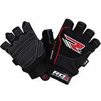 Перчатки для фитнеса RDX Amara S, фото 3