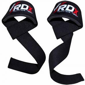 Лямки для тяги RDX Black, фото 2