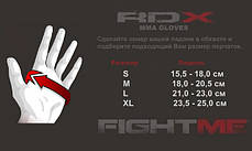 Перчатки ММА RDX Pro Golden L, фото 2