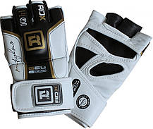 Перчатки ММА RDX Pro Golden L, фото 3