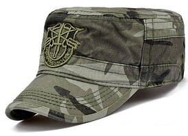 Модель №249 Военная кепка-немка
