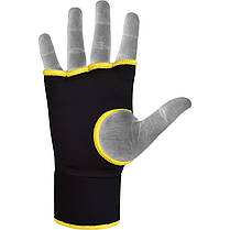 Бинт-перчатка RDX Inner Gel Black XL, фото 3