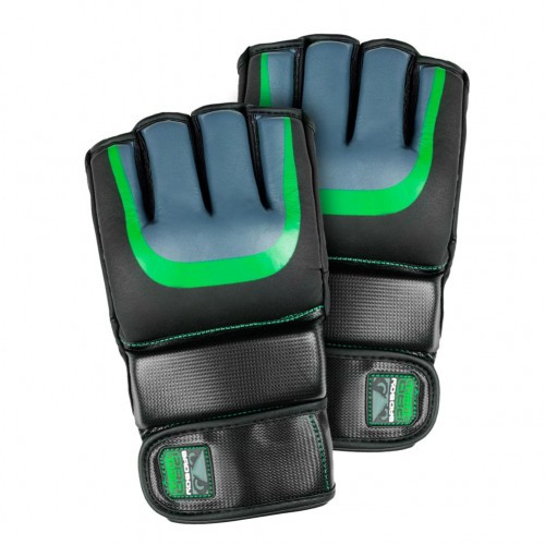 Перчатки MMA Bad Boy Pro Series 3.0 Gel Green S/M