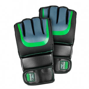Перчатки MMA Bad Boy Pro Series 3.0 Gel Green S/M, фото 2