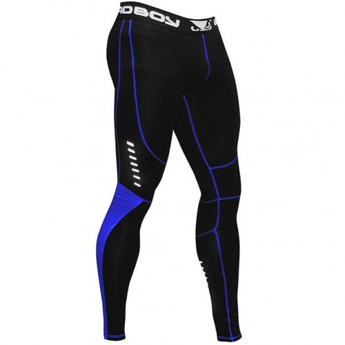 Компрессионные штаны Bad Boy Leggings Black/Blue S