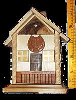 Ключница домик