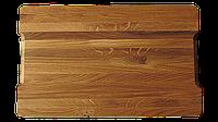 Дубовая доска 40х25 см