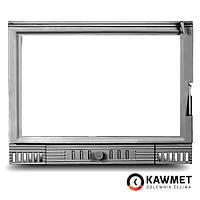 Двері для каміна KAWMET W1 530x680