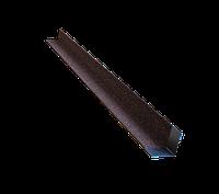 Уголок внутренний металлический Технониколь HAUBERK Обожженный