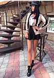 Женская юбка-полусолнце мелкой вязки (4 цвета), фото 6