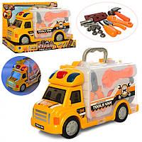 Машинка с  инструментами 661-174,