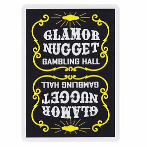 Карты игральные   Glamor Nugget (Black) Playing Cards, фото 2
