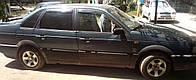 Дефлекторы окон, ветровики Volkswagen Passat B3 sedan 1988-1997  Anv-Air