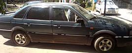 Ветровики, дефлекторы окон Volkswagen Passat B3 sedan 1988-1997 'ANV-Air'