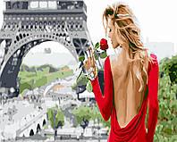 Художественный творческий набор, картина по номерам Только она, 50x40 см, «Art Story» (AS0577)