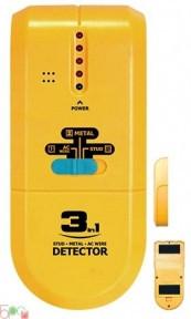 Багатофункціональний тестер TS-73 (детектор напруги, прихованої проводки, балок в стіні)