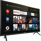 Телевизор  TCL 40ES560  (4K / Smart Tv / PPI 400/ Full HD/ Android/ HDMI/ Dolby Digital Plus/ DVB-C/T/S/T2/S2), фото 3