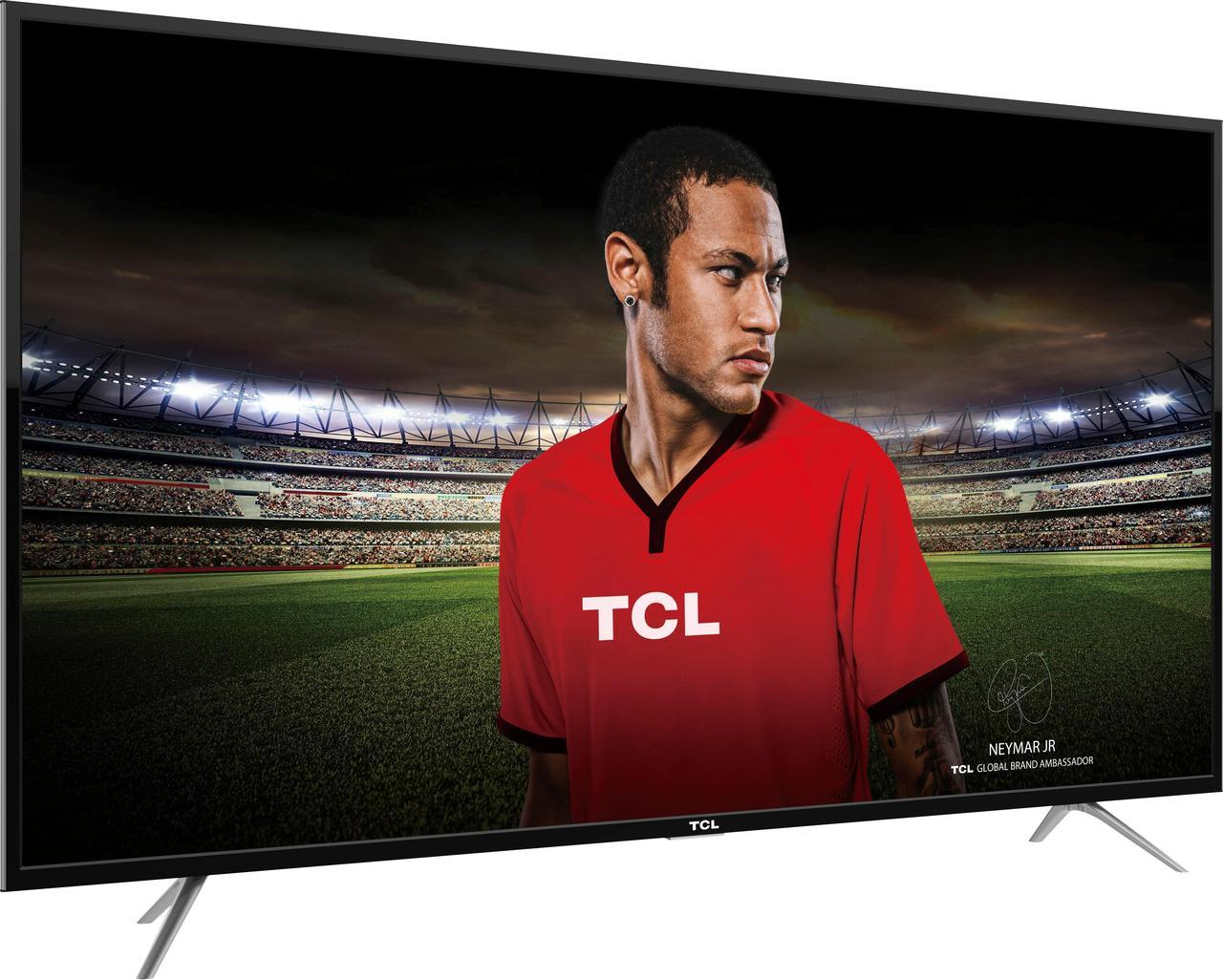 Телевизор TCL 50EP660 (4K / SmartTV / PPI 1200 / Wi-Fi / Dolby Digital Plus / Android / DVB-C/T/S/T2/S2)