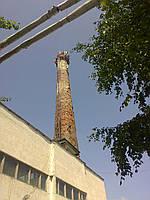 Чистка и ремонт дымоотводных труб, вентиляционных и вытяжных систем