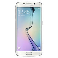Samsung G925F Galaxy S6 Edge 32GB (white pearl) 3месяца, фото 1