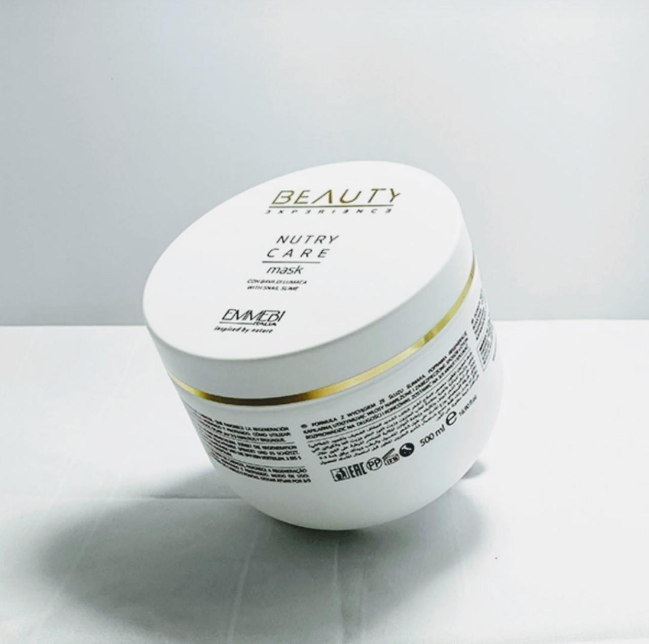 Поживна Маска для волосся Emmebi Beauty Experience Nutry Care Mask