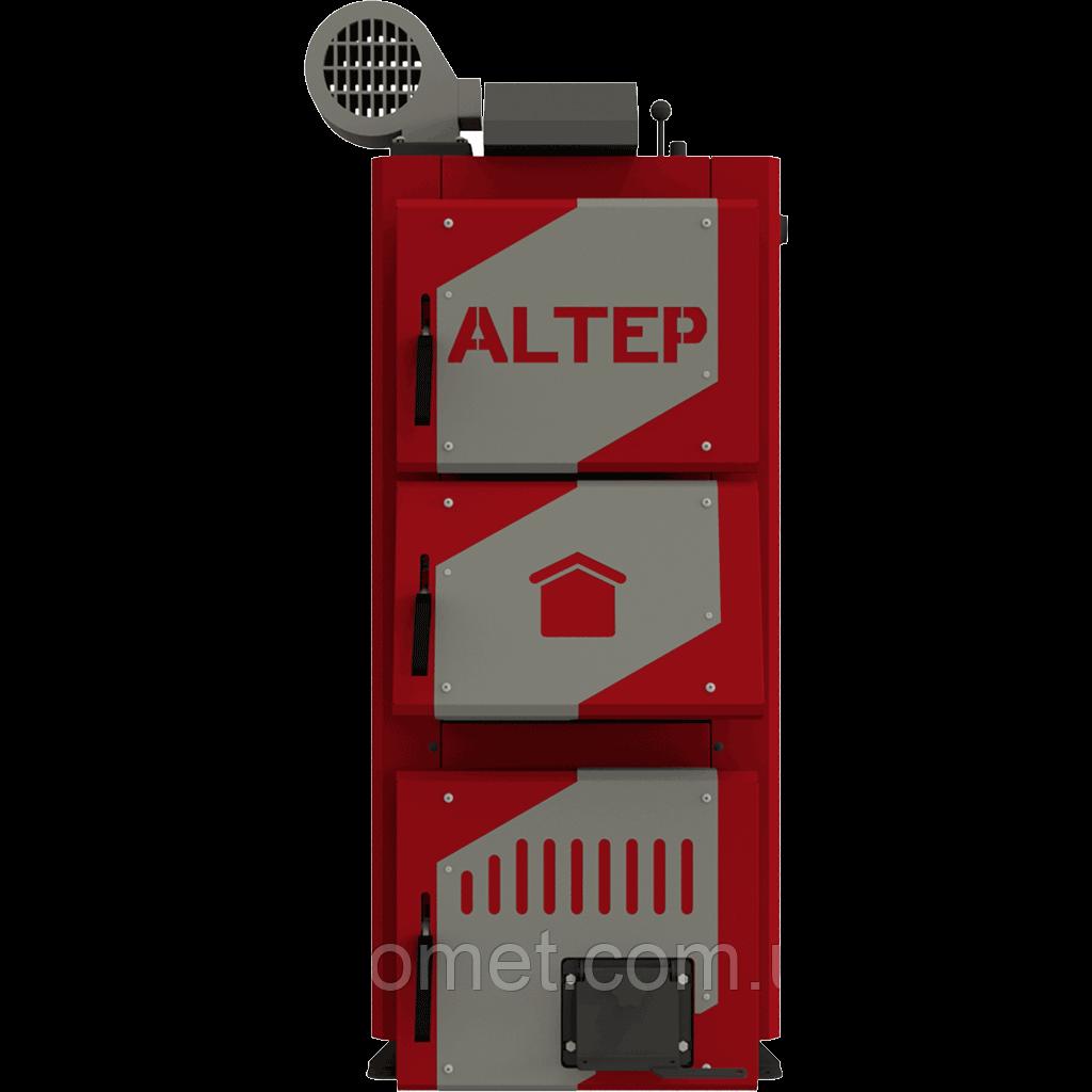 """Котел твердопаливний """"ALTEP"""" КТ-1Е-12кВт (CLASSIC Plus)-автоматика"""