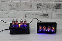 Часы Nixie Clock на индикаторах ИН-14 и ИН-12