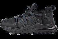 Кроссовки Nike Air Max 270 Bowfin Black с мехом