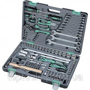 Набор инструмента для авто 119 предметов Stels 14112