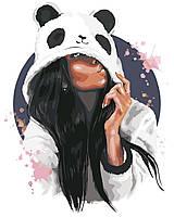 Художественный творческий набор, картина по номерам В стиле панды, 40x50 см, «Art Story» (AS0579), фото 1
