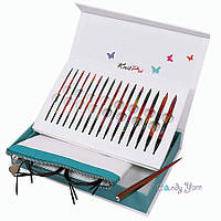 НОВИНКА! Набор съемных спиц KnitPro Colours of Life