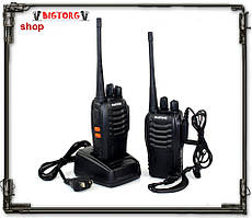 Радіостанція (рація) Baofeng BF-888S / Радиостанция (рация) Баофенг BF-888S, 400-470 МГц