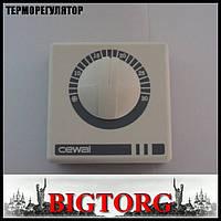 Терморегулятор (термостат) кімнатний Cewal RQ / Термостат комнатный механический Цевал RQ