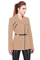 Женское пальто Дора на лолнии