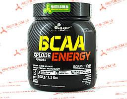 Аминокислоты Olimp BCAA Xplode Energy 500 г Cola Кола