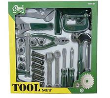 Набор инструментов T218E(G) в коробке 36*4*33см (РК-218E(G))