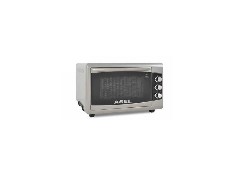 Електродуховка Asel AF-0723 Grey