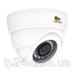 Комплект відеоспостереження на 1 камеру FullHD Partizan 1080