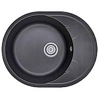 Мойка кухонная MINOLA MOG 1155-63 Черный
