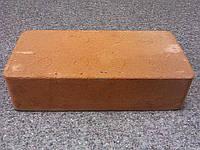 Кирпич рядовой полнотелый керамический М 100