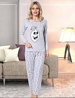 Пижама женская байка Турция, фото 1